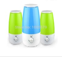 Wholesale Ultrasonic humidifiers nebulizer household purify air Pureness type mini industrial home appliance mist maker