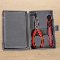 Wholesale 24PC Professional Durable Home Multifunction Toolbox Hardware Tool Combination Plastic Toolbox CarTool Kit