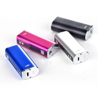 adjustable voltage adapter - Ismoka istick W Mod battery mah Variable Voltage iStick with eGo adapter VS istick w Fit Toptank Mini