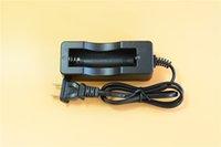 Wholesale Hot sale NK C Battery Charger for18650 li lon battery US EU Plug High quality