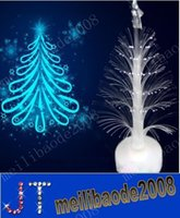 Wholesale cm Christmas tree new year gift fiber optic light festival decoration light MYY3788A