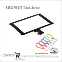 Wholesale Best Selling Original For Asus Fonepad ME372CG ME372 K00E L quot Touch Screen Replacement With Gift