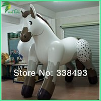 inflatable horse - Guangzhou High Quality Best Price Inflatable Horse Toys