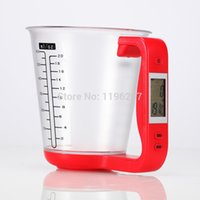 Wholesale 1 digital measuring cups scale kitchen measuring cups and spoons kitchen scales cooking tools