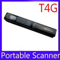 Wholesale Mini handy handheld portable document scanner T4G DPI MOQ