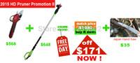 Wholesale CE Electric Pruner hand pruner and telescoic pruner promotion set Top garden tools HD FPQ pruner