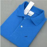Wholesale colors New Arrival Brand Men s Clothing short sleeve men Sport tops tees Camisa men breathable slid Shirt