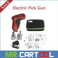 audi electric vehicle - 2015 Hot Sale New Cordless Electric Pick Gun vehicle lock pick kit locksmith tools via TNT POST