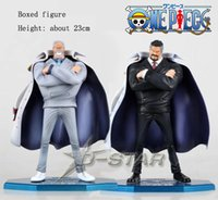 admiral movie - Cool quot One Piece P O P POP Marine Hero Vice Admiral Monkey D Garp cm Boxed PVC Action Figure Collection Model