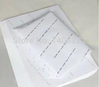 Wholesale 20pcs A4T shirt transfer paper inkjet transfer paper dark T shirt transfer paper order lt no track