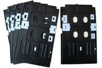 Wholesale PVC ID Card Tray for Printer Espon T60 T50 R280 R380 A50 P50 R260 R265 R270 R285 R290 R680 DG345
