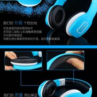 Wholesale 2015 Komc KM6300 New Sports Wireless Headphone Headsets Noise cancelling Bluetooth DJ Headphones High Performance
