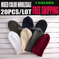 average winter hat - Hot Adult Winter Hats Mixed Color WOMEN S BEANIES Knitted Cap Colors Average Size Free