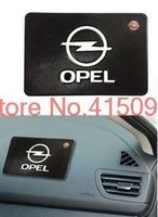 Wholesale car anti slip mat Dashboard Mobile phone pad for Opel Corsa Insignia Meriva Zafira Astra Vectra Antara Mokka