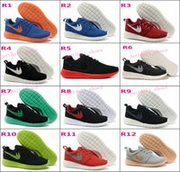 Wholesale 2016 Roshe Run Shoes Fashion Men s Women s Roshe Running London Olympic Walking Sporting Shoes Sneakers