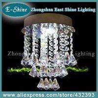 Wholesale Modern Lustre Crystal Chandelier Luxury Crystal LED Ceiling Lamp Chandelier Lighting Home Decor Lamp Fixture Lighting Chandelier