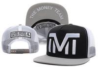 mesh snapback hats - 2015 hot new brand fashion cap hip hop Cap for men and women Adjustable mesh TMT Snapback hat snap back cap gorras