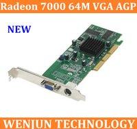 Wholesale FreeShipping Offer low end Brand New ATI Radeon M DDR VGA TVO AGP Video Card order lt no track