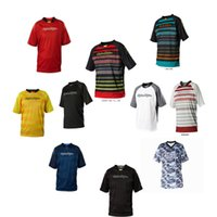 motorcycle shirt - 2015 Newest hot multicolor tld Motorcycle Jersey Race Motocross Short Sleeve Jersey Moto Clothing T shirts