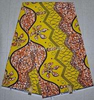 batik fabrics - Factory price Nigeria veritable batik dutch super wax hollandais African block printed wax cotton fabric for sewing clothing