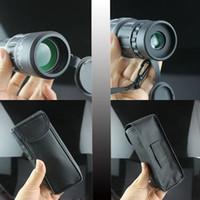 Wholesale Trimming military binoculars HD handheld monocular vision m of new high power high performance high powered night vision binoculars