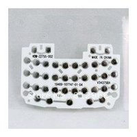 Wholesale 50pcs keypad keyboard membrane for blackberry mobile phone