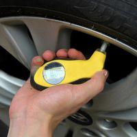 air pressure kpa - Car Truck Auto Vehicle Tyre Tire Air Pressure Gauge PSI LCD Digital Tester PSI KPA BAR