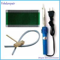 air conditioning store - Fobd2repair lcd pixel cable for bmwcar e38 ac unit for air conditioning display missing pixel fix soldering kits DHgate Store