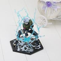 action ninja - Nendoroid Cool Naruto Ninja Copiador Hatake Kakashi with Lightning Blade PVC Action
