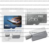 Cheap Free delivery 32GB 64GB 128GB 256GB PRO flash micro sd card C10  memory card Class10 64GB TF card  Storage card SDXC memory card 90MB S