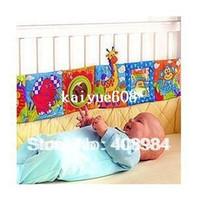 Wholesale Lamaze cloth books bed around newborn baby toys