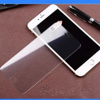 Wholesale iphone6 Tempered Glass MM Screen Protectors H Screen Protector Privacy Tempered Glass Tempered Screen Protector Iphone s lcd D