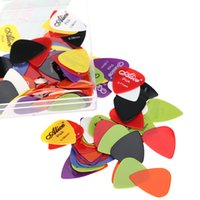 Wholesale 100pcs set Alice mm mm mm Guitar Picks Plectrums Smooth Nylon Material Retail