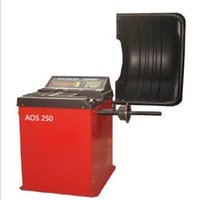 automatic balancing machine - Automatic color balancing machine Semi automatic balancing machine car tire repair computer equipment AOS250