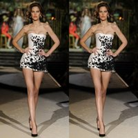 Cheap Reference Images homecoming dresses Best Elastic Satin Strapless 2014
