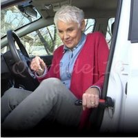 Wholesale 200pcs CCA2910 High Quality Novelty Car Handle Door Armrests Car Cane Multifunction Armrest Car Safety Handrail Car Cane With Flashlight