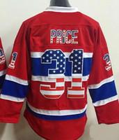 athletic wear usa - 2015 new Canadiens Price Red USA Flag Stitched Hockey Jerseys Athletic Outdoor Plekanec Pacioretty Subban Markov Hockey Wear