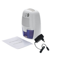 Wholesale Ultra mini Semiconductor Dehumidifier Desiccant Moisture Absorbing Air Dryer with Ultra quiet Technology Thermo electric Cooling