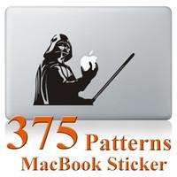 Wholesale MacBook Sticker Star Wars Darth Vader Mermaid Arrow Skin Stickers For MacBook Air Pro Retina inch