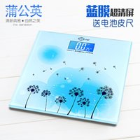 bathroom thermometer - KG x K Electronic weighing scales home health body scale night vision thermometer