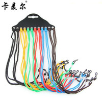 Wholesale Durable Utility Black Neck Cord Cable Reading Glasses Eyewear Eyeglass Sunglasses Strap Spectacle Holder Rope String Chain