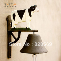 american dairy - American dairy cow bell tieyi wall decoration home decoration home decor