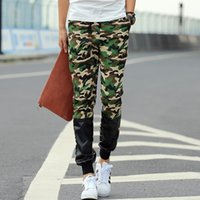 camo pants for men - Mens baggy Harem Military Pants Casual Fashion Camo joggers Pants for men Skinny Camouflage Jogging Pants Trousers Sweatpants gym shark