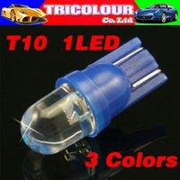 Wholesale X T10 w5w led t10 white T15 W5WB W5W white blue red yellow V LB32