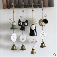 paper money - ZAKKA Cartoon Animals Wind Chime Resin Pendant Car Decoration Arts Crafts Gifts Home Docor Home Garden DS006