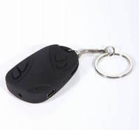 Cheap High Quality 1280*960 resolution Mini car key camera 808 keychain digital cam DVR WebCam Mini Memory Disk Camcorder Video Recorder