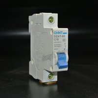 air breakers - CHINT DZ47 C16 P A Household miniature Circuit Breaker with over current and Leakage protection air switch