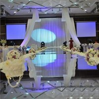 wedding centerpieces - Wedding Centerpieces Mirror Carpet Aisle Runner Silver M M M Design T Station Decoration Wedding Favors Carpets New Arrival