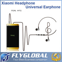 Wholesale NEW mm Metal Xiaomi Headphone Universal Earphone Noise Cancelling In Ear Headset earphone For Xiaomi Samsung HTC Huawei LG SONY iphone