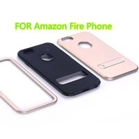 amazon brand - Strong Box FOR Amazon Fire Phone Armor TPU PC In Hybrid Defender robot with Kickstand Case For HTC M8 M9
